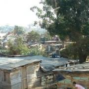 Arme wijk in ontwikkelingsland | Groen Rechts