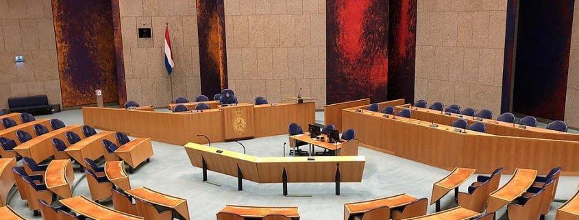 Tweede Kamer - leeg | Groen Rechts