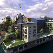 Drijvende stad | Groen Rechts