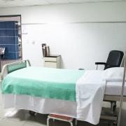 Corona - leeg ziekenhuisbed | Groen Rechts