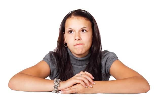 meisje dat vragend kijkt | Groen Rechts